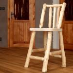 Roubený nábytek — židle