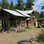 Dům z recyklovaného materiálu