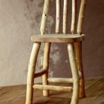 Roubená stolička