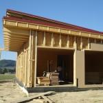 Stavba nízkoenergetického domu