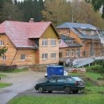 Rekonstrukce horského hotelu