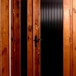 Krásné dveře z olše